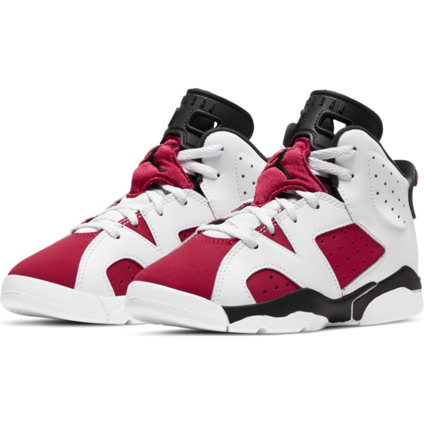 Little Kids' Jordan 6 Retro  Shoe