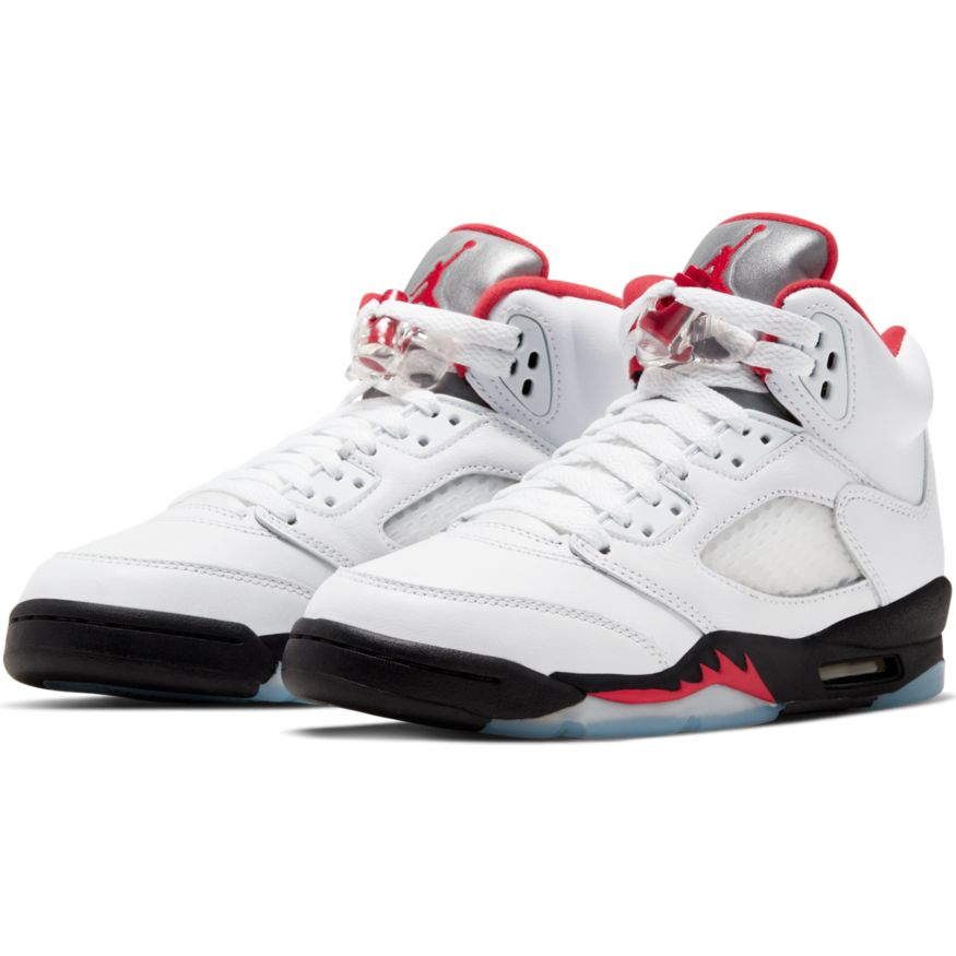 Boys' Air Jordan 5 Retro (GS) Shoe