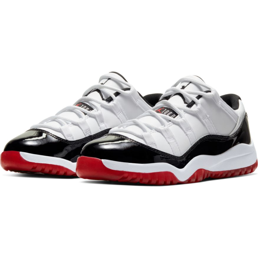 Boys' Air Jordan 11 Retro Low (PS) Pre-School Shoe