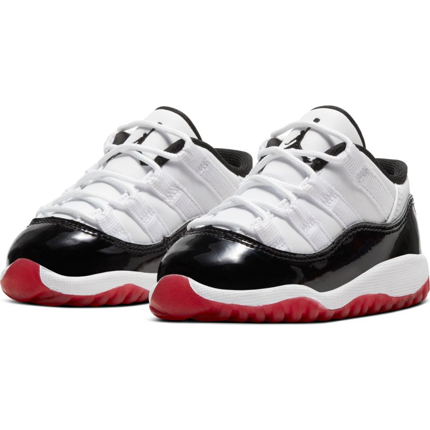 Boys' Air Jordan 11 Retro Low (TD) Toddler Shoe