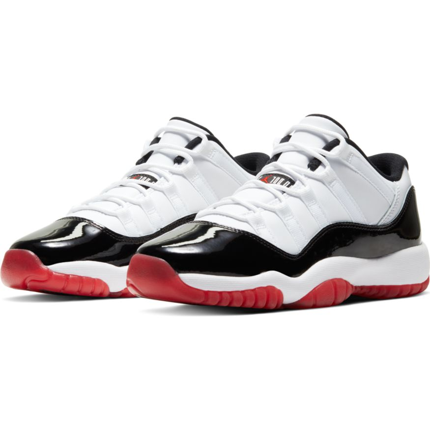 Boys' Air Jordan 11 Retro Low (GS) Shoe