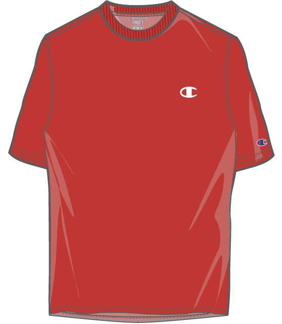 Men's Champion Heritage Short Sleeve