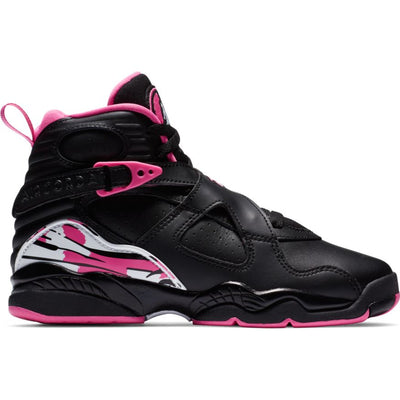 Big Kids' Air Jordan 8 Retro Shoe (GS)