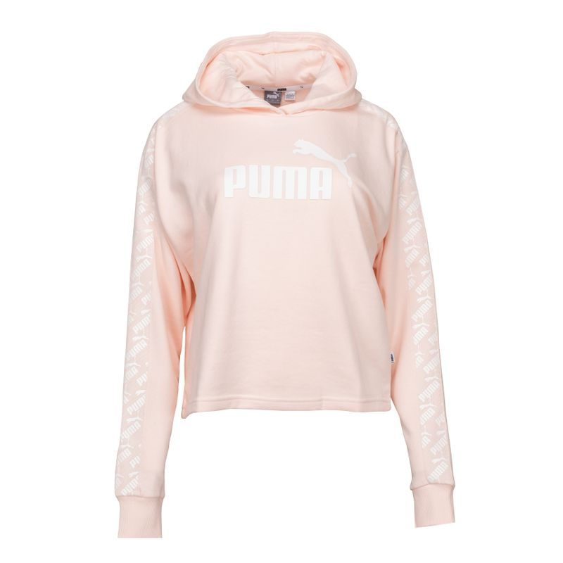 AMPLIFIED CROPPED HOODY TR - WOMENS