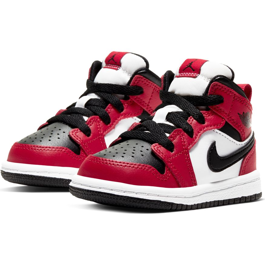 Air Jordan 1 Mid Baby/Toddler Shoe