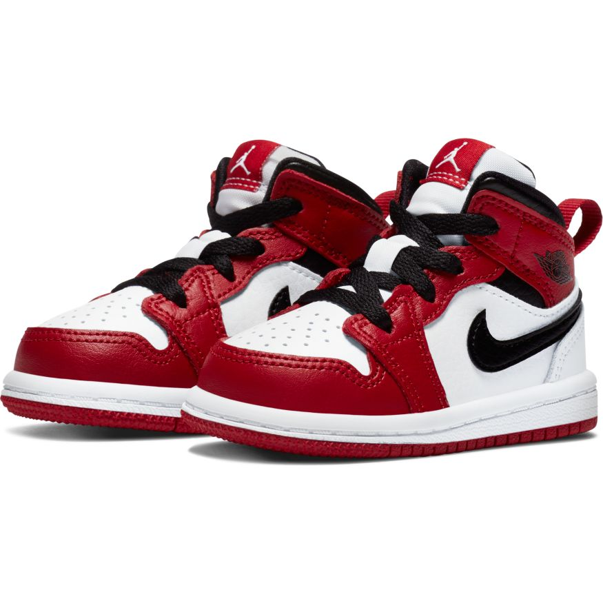 Jordan 1 Mid Infant/Toddler Shoe (TD)
