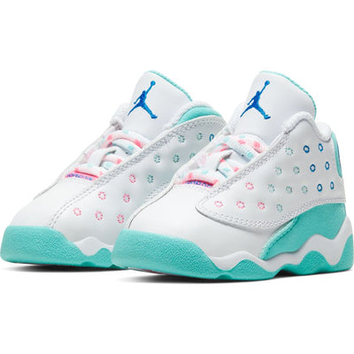 Girls' Jordan 13 Retro (TD) Toddler Shoe