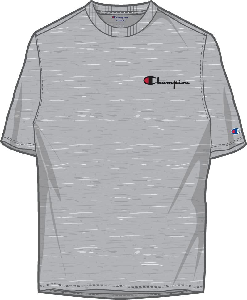 Men's Champion All Specialty Heritage Short-Sleeve Tee