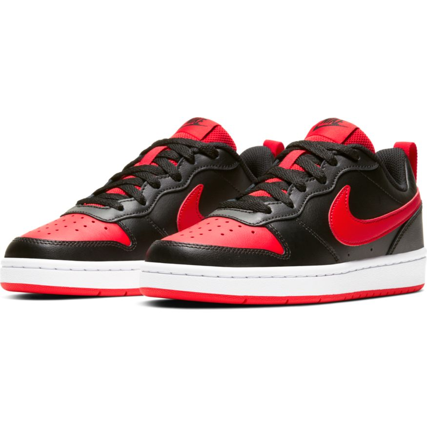 Nike Court Borough Low 2 Big Kids' Shoe