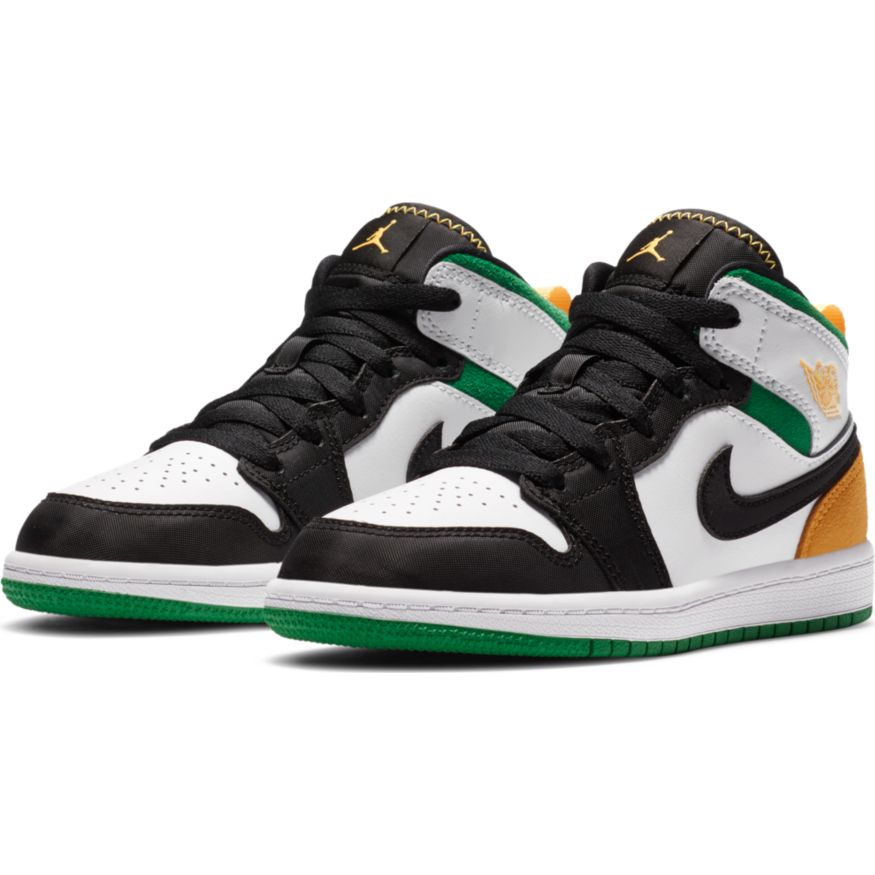 Little Kids' Jordan 1 Mid SE Shoe