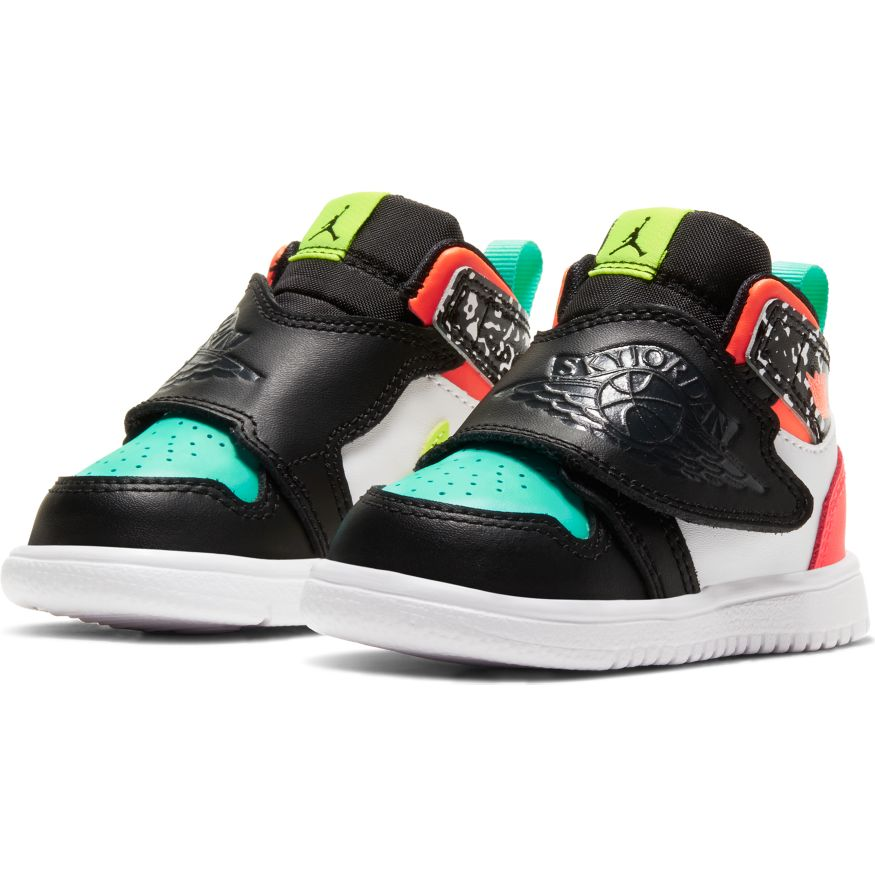 Sky Jordan 1 Baby/Toddler Shoe