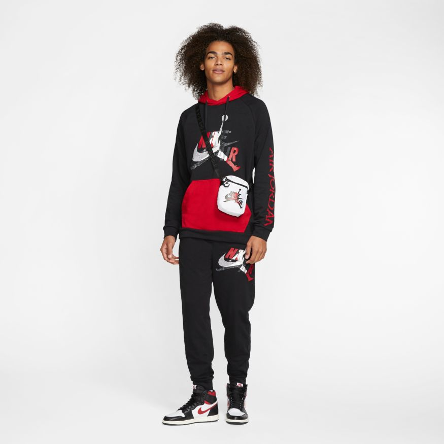 Jordan Jumpman Classics Men's Lightweight Fleece Pullover