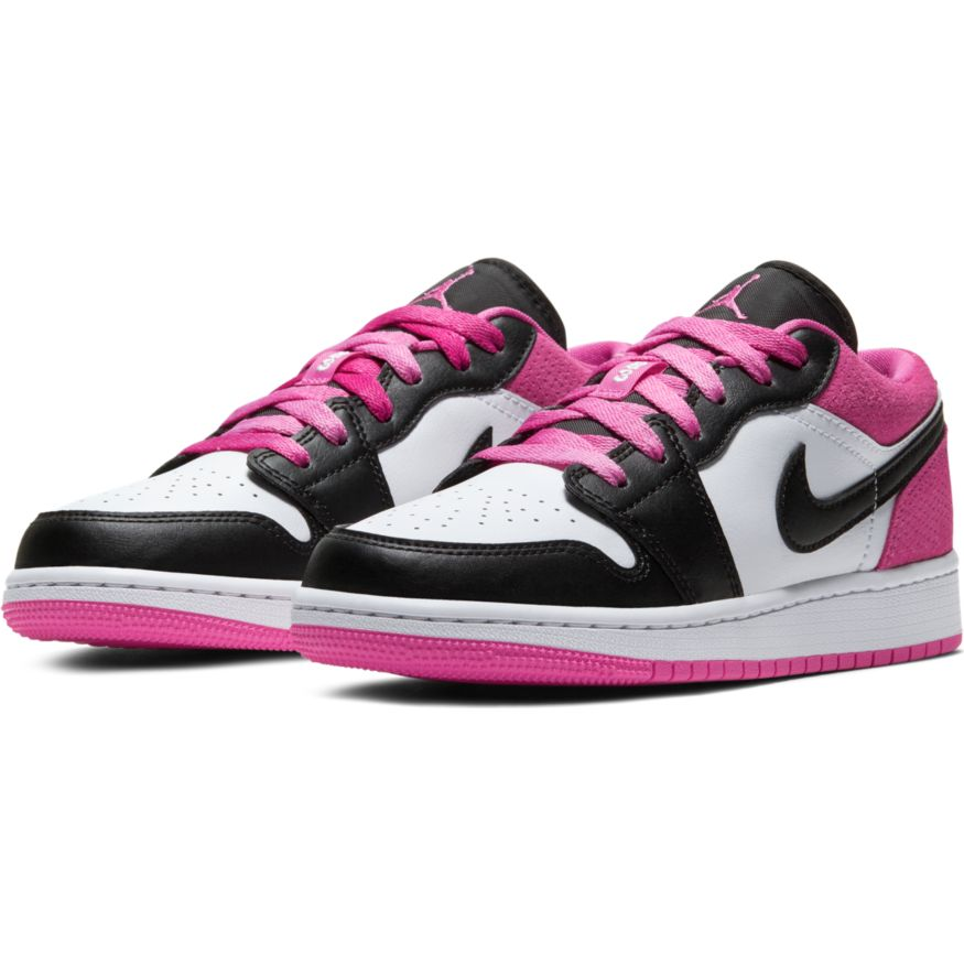 Air Jordan 1 low SE Big Kids' Shoe (GS)