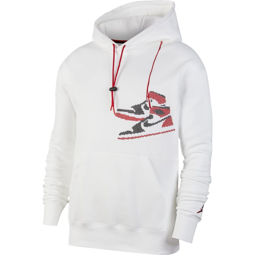 Men's Jordan Jumpman Holiday Pullover Hoodie