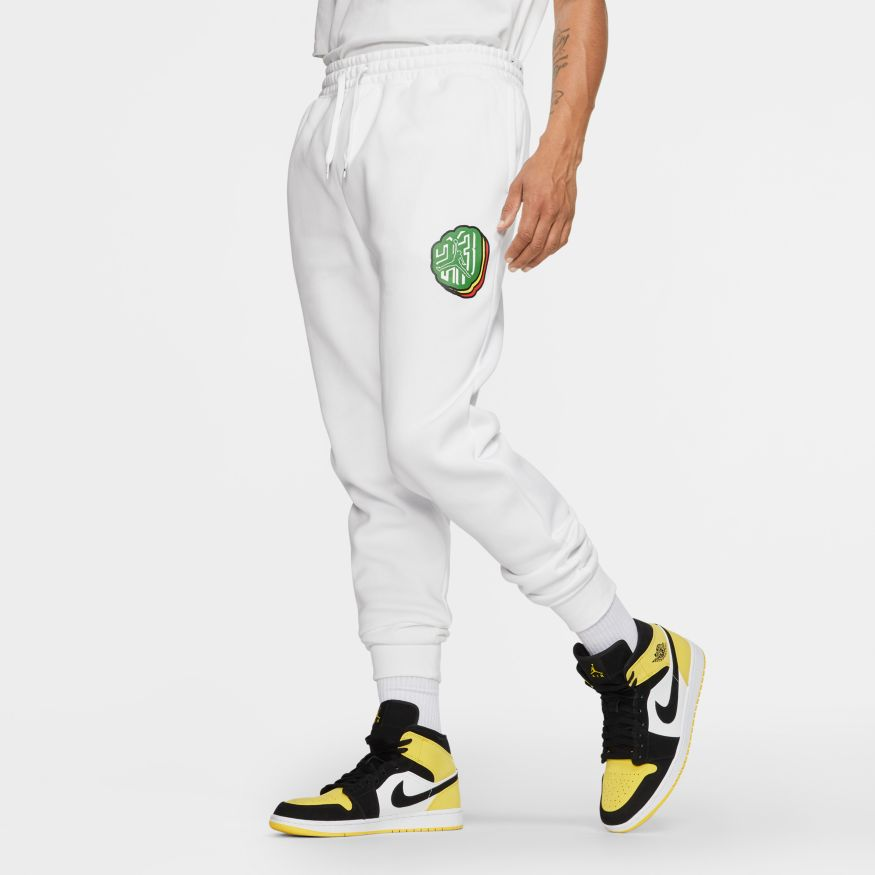 Jordan Jumpman Sticker Men's Fleece Pants