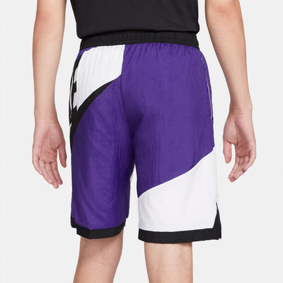 Men's Nike Dri-FIT Throwback Futura Basketball Shorts