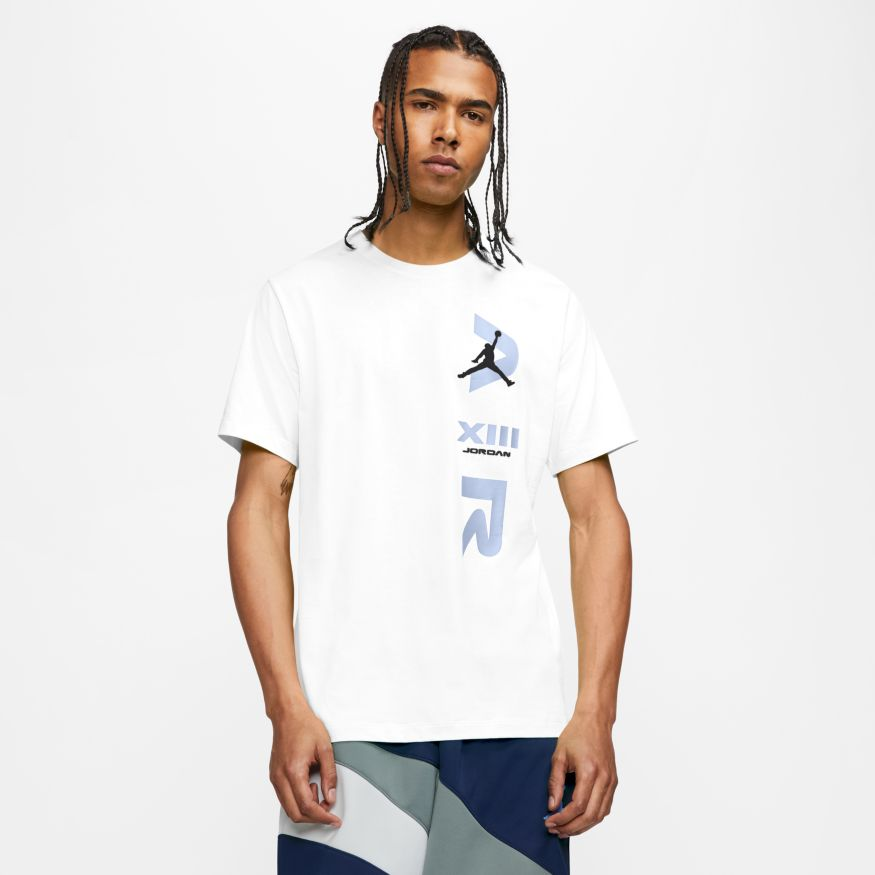 Jordan Legacy AJ13 Men's Short-Sleeve T-Shirt