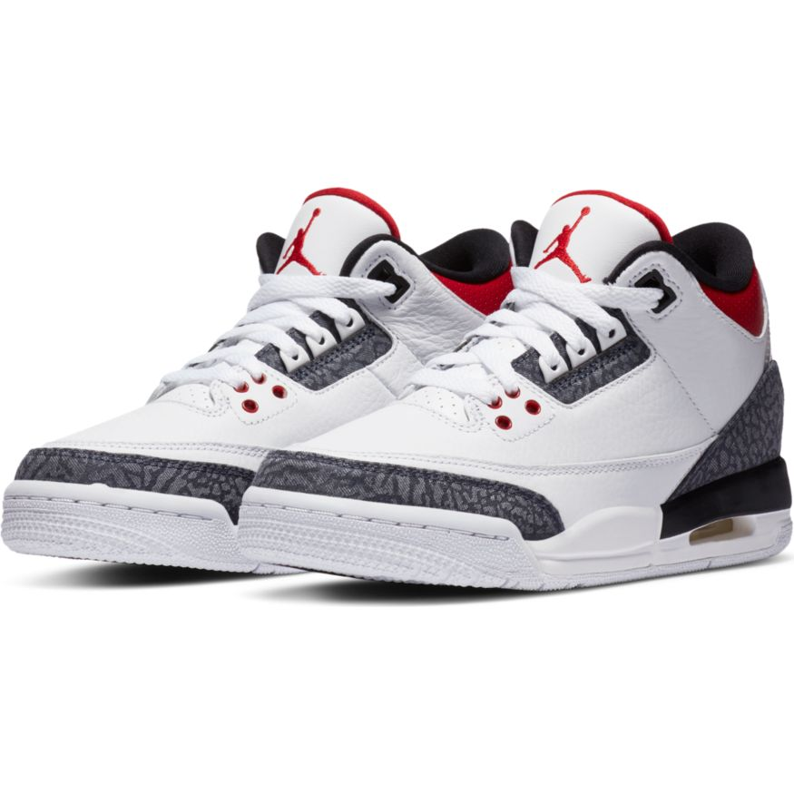 Air Jordan 3 Retro SE Big Kids' Shoe (GS)