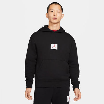 Men's Jordan Flight Graphic Pullover Hoodie