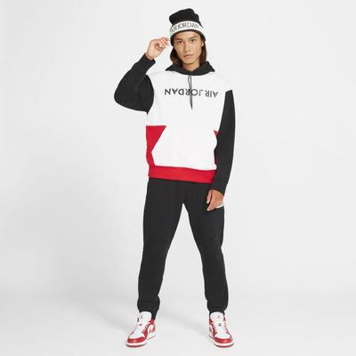 Men's Jordan AJ4 Graphic Fleece Pullover Hoodie
