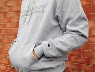 TEAM CLOSET X CHAMPION HOODIE
