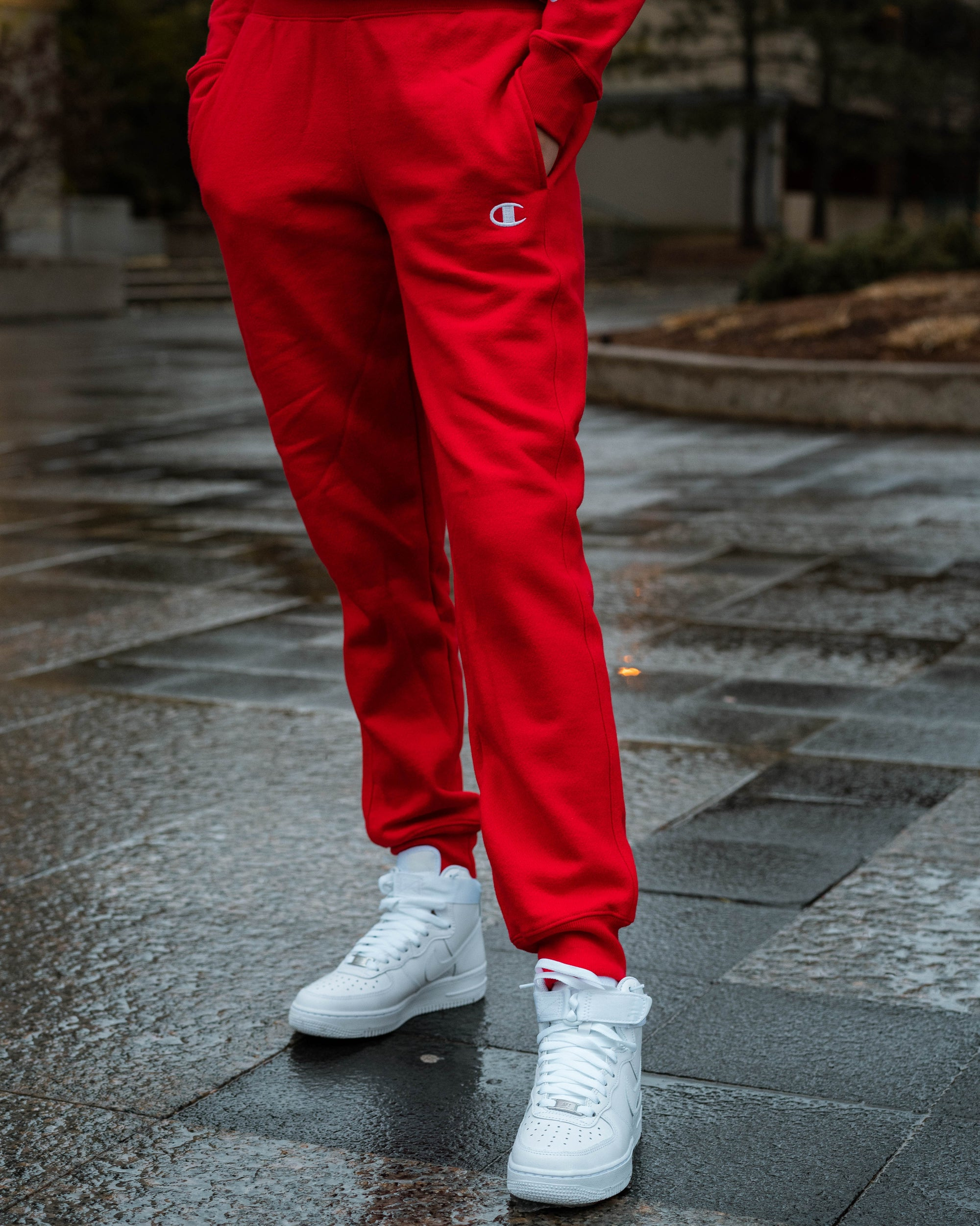 WOMENS CHAMPION REVERSE WEAVE JOGGER