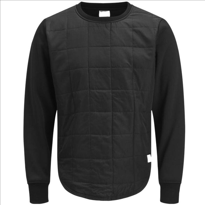 Men's Core Sweat With Quilted Body