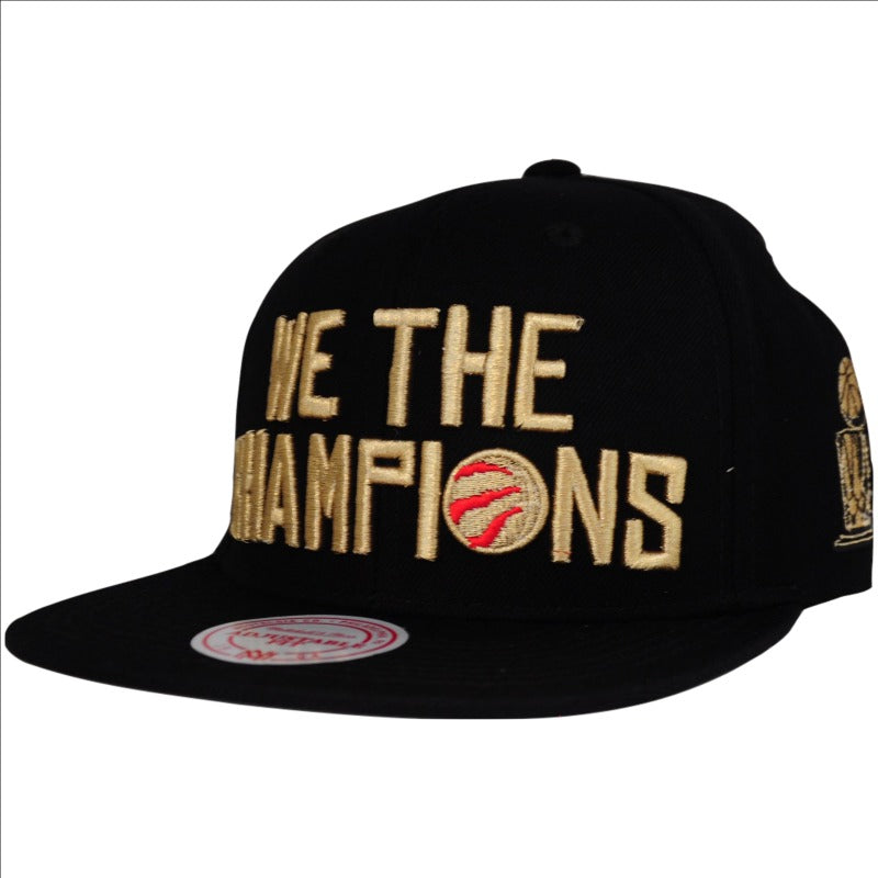 WE THE CHAMPIONS SNAPBACK
