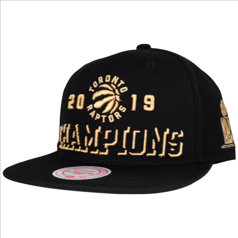 RAPTORS 2019 CHAMPION HAT