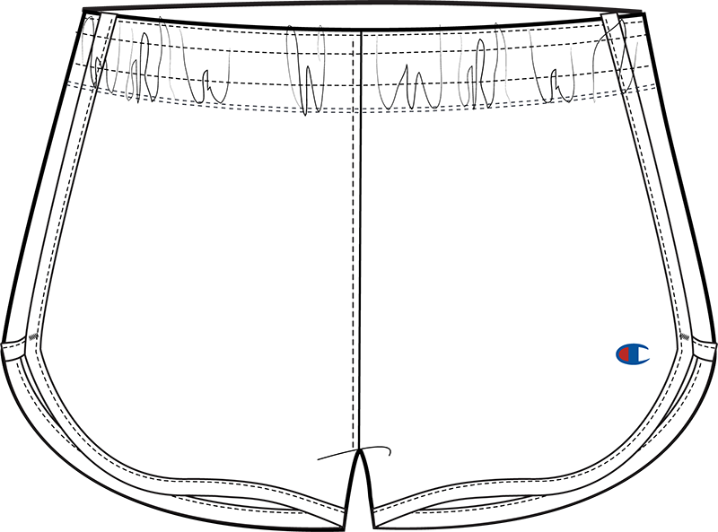 Women's Champion RWSS Gym Shorts