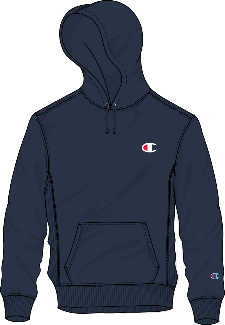 Men's Champion Reverse Weave Po Hood