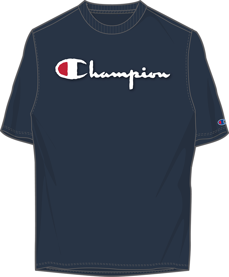 MENS CHAMPION HERITAGE SHORT SLEEVE TEE