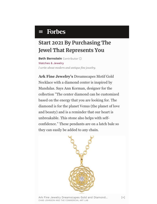 ARK in Forbes