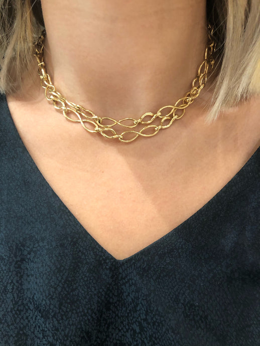 The Endless Ways to Wear our Infinity Chain