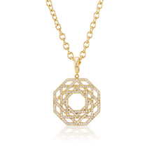 Load image into Gallery viewer, Diamond Shakti Necklace
