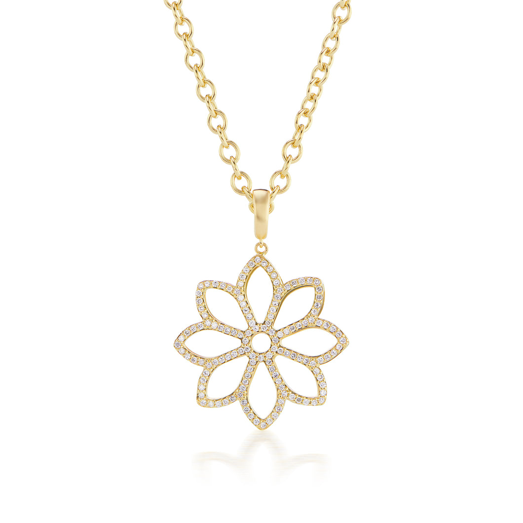 Bliss Diamond Necklace