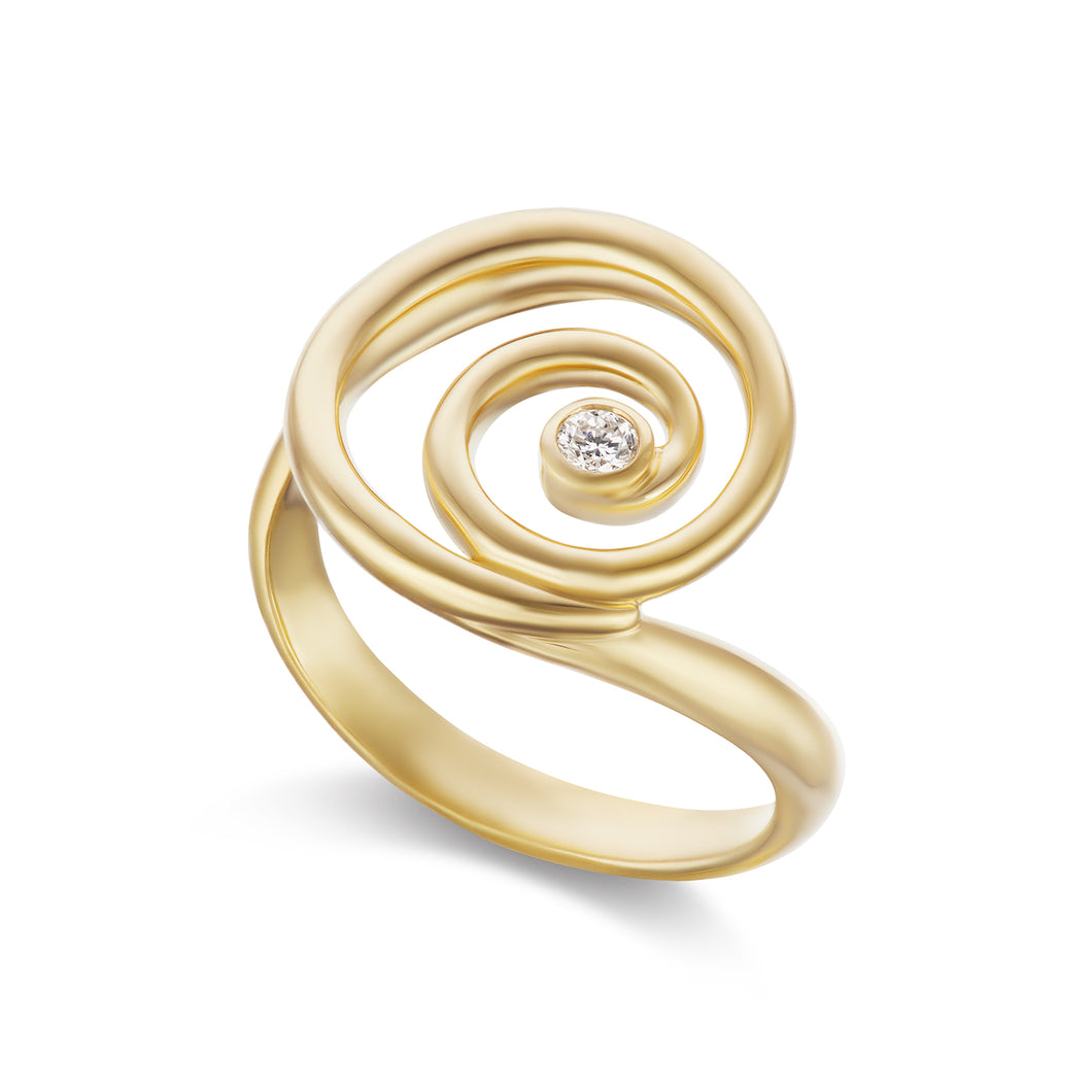 Golden Destiny Ring