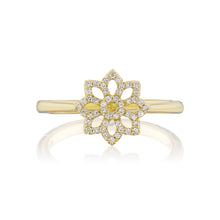 Load image into Gallery viewer, Diamond Bliss Ring