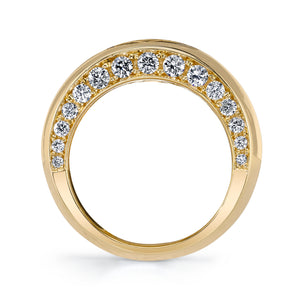 Gateways Halo Ring with Nitya Sarvamangala