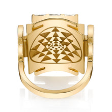 Load image into Gallery viewer, Engraved Manifestation Pinky Ring