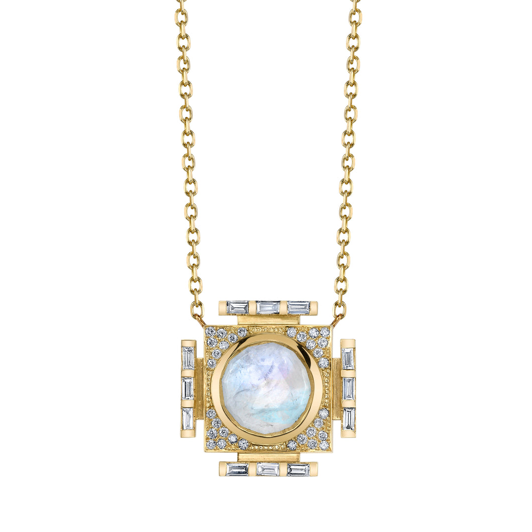 Gateways Moonstone Necklace