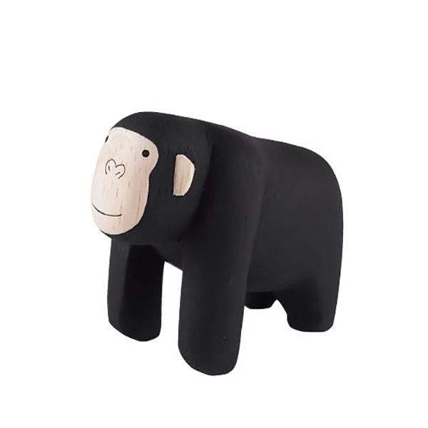 Polepole Wooden Animal - Gorilla