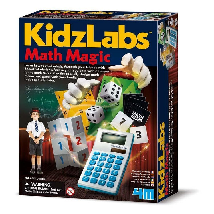4M KidzLabs Maths Magic