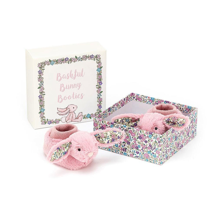 Jellycat Blossom Tulip Bunny Booties
