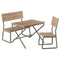 Maileg Garden Set - Table, Chair and Bench