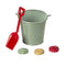 Maileg Beach Set - Bucket, Spade & Shells
