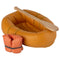 Maileg Rubber Boat for Mice - Dusty yellow
