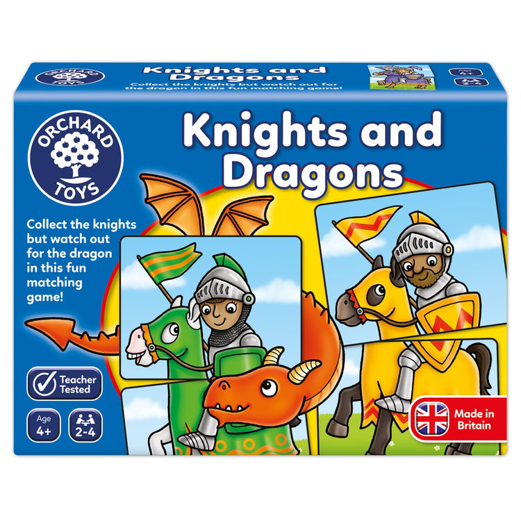 Knights & Dragons Game