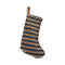 Maileg Christmas Stocking - Petrol / Sand