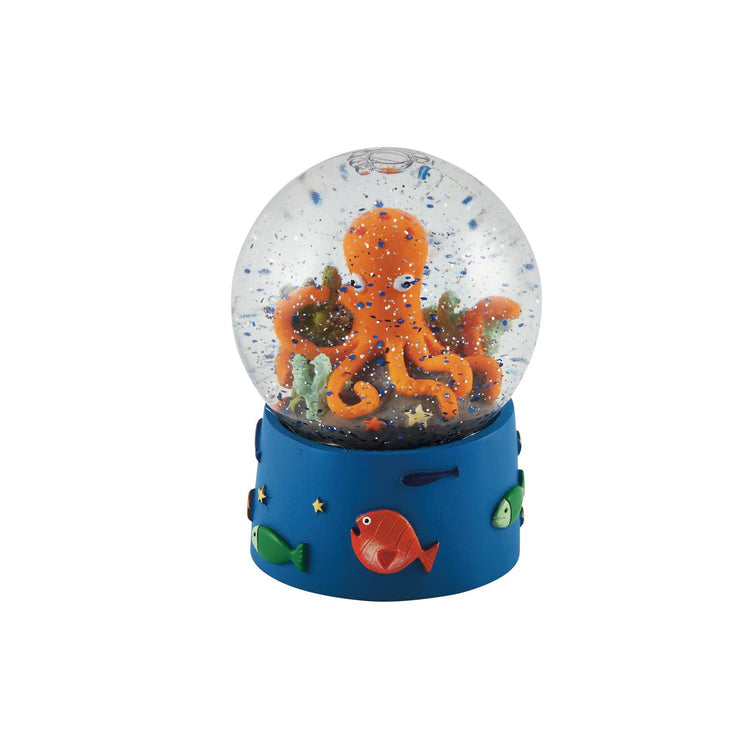 Deep Sea Mini Shatterproof Snow Globe